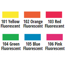 ABRO Fluorescent Paint