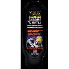 Premium Liquid Polish Chrome & Metal