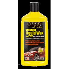 Premium Carnauba Liquid Wax