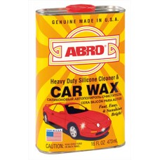 Silicone Cleaner & Car Wax