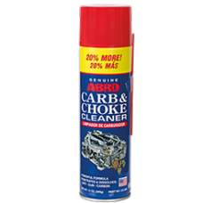 Carb & Choke Cleaner