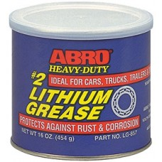 #2 Heavy-Duty Lithium Grease